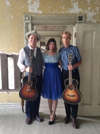 An Evening with John Reilly and Friends featuring Becky Stark and Tom Brosseau