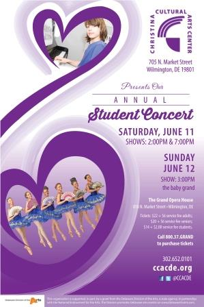CCAC Annual Student Concert
