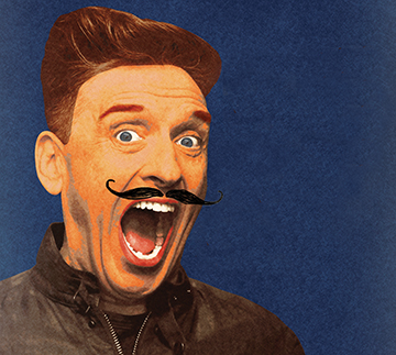 Craig Ferguson: The New Deal Tour