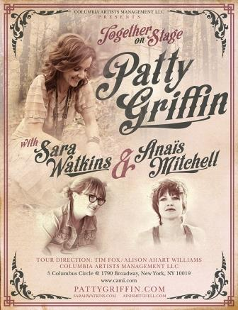 Patty Griffin, Sarah Watkins