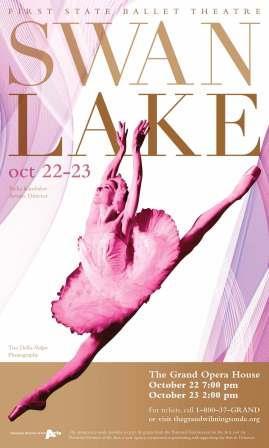 First State Ballet<br>Swan Lake