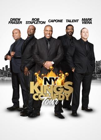 The NY Kings Comedy Tour