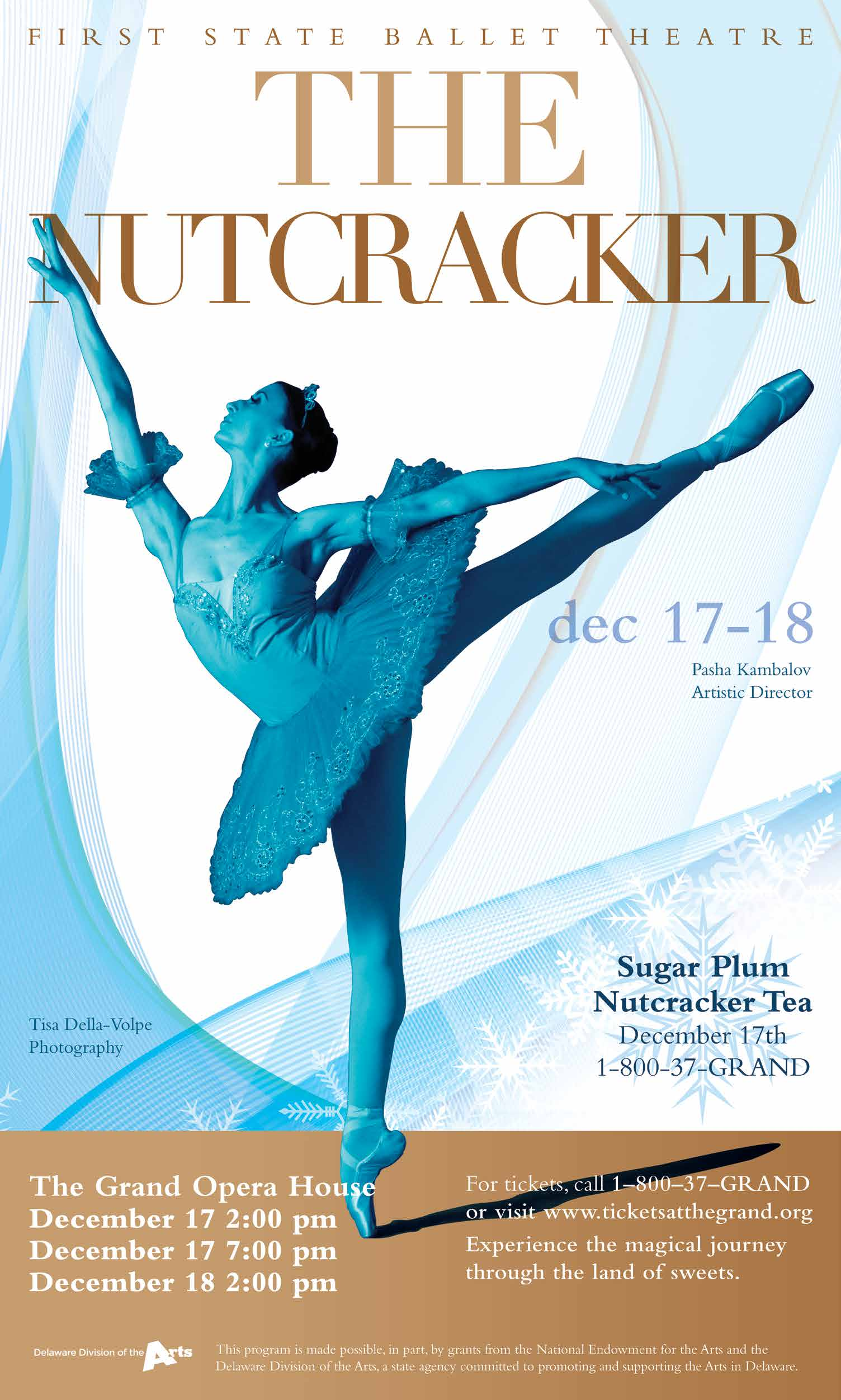 First State Ballet<br>The Nutcracker