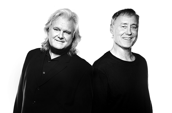 An Evening with RICKY SKAGGS & BRUCE HORNSBY WITH KENTUCKY THUNDER
