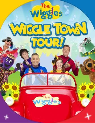 The Wiggles - Wiggle Town Tour