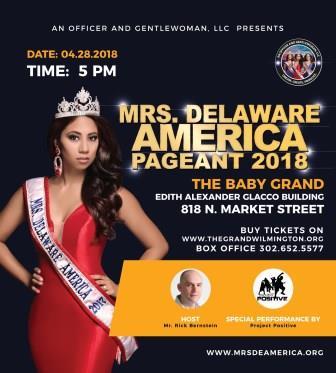 Mrs. Delaware America 2018