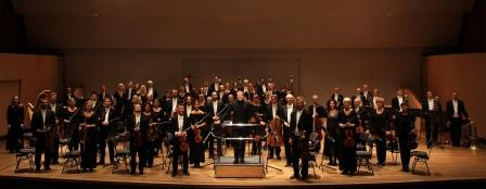 The Helsingborg Symphony Orchestra of Sweden
