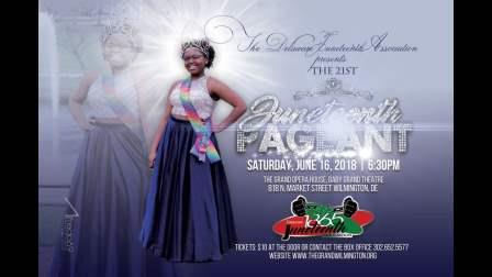 21st Annual Juneteenth Pageant