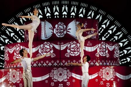 National Acrobats and Martial Artists of the People's Republic of China