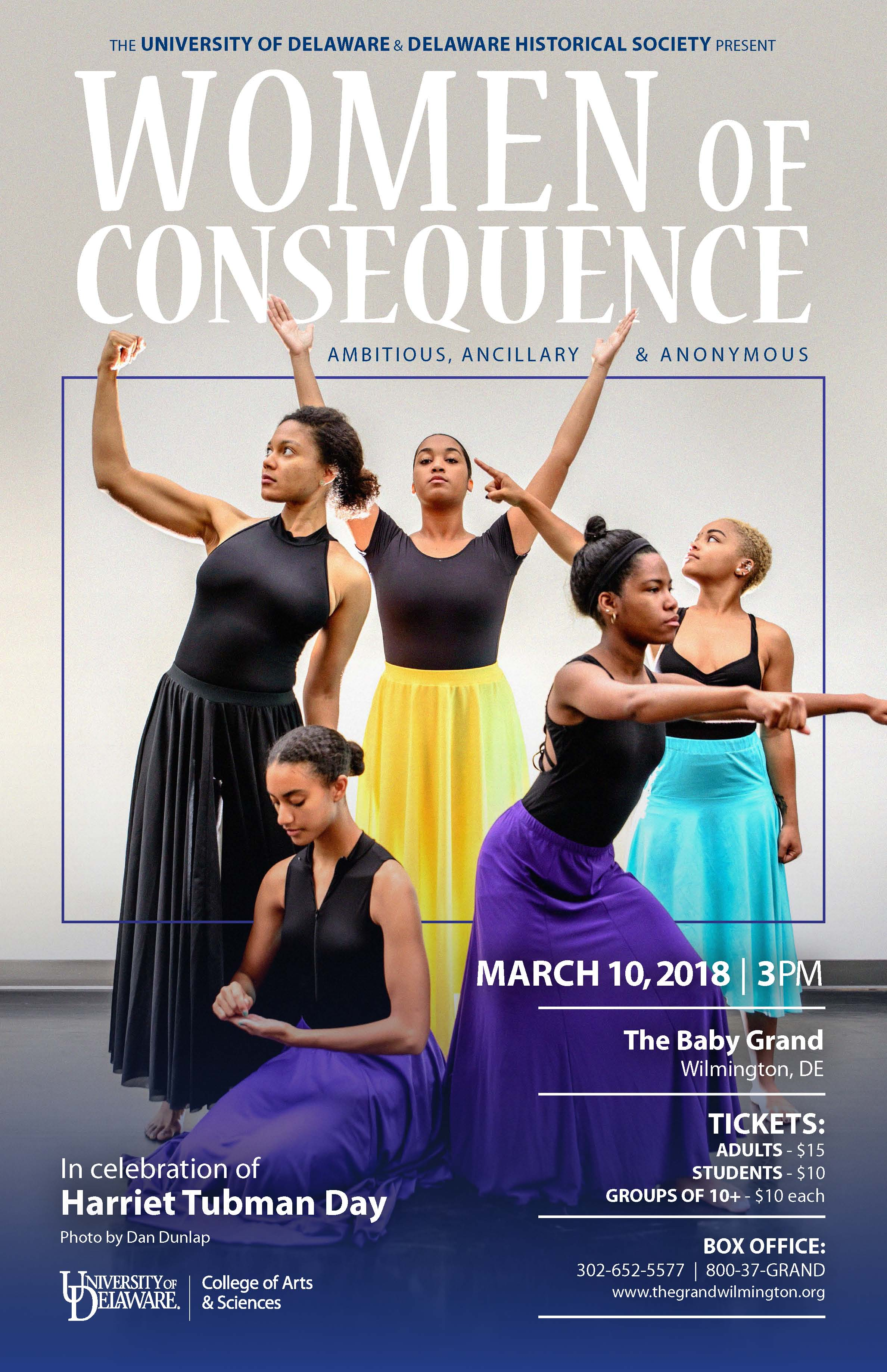 Women of Consequence