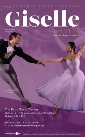The First State Ballet presents Giselle