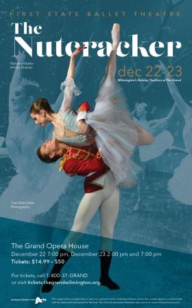 The First State Ballet presents The Nutcracker