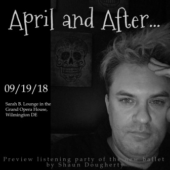 """April and After"""