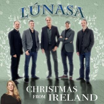 LUNASA: An Irish Christmas with special guest vocalist Ashley Davis