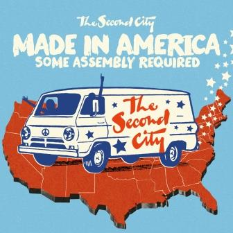 THE SECOND CITY MADE IN AMERICA TOUR