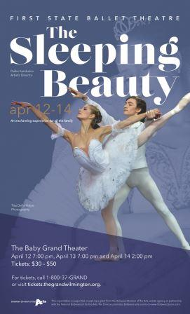 The First State Ballet Presents:<br>The Sleeping Beauty