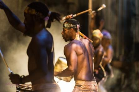 Step Afrika:DrumFolk