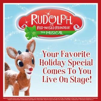RUDOLPH THE RED-NOSED REINDEER – THE MUSICAL