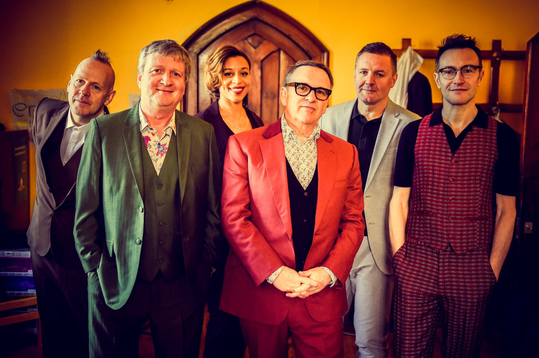 Squeeze -- The Squeeze Songbook Tour featuring Special Guest Look Park