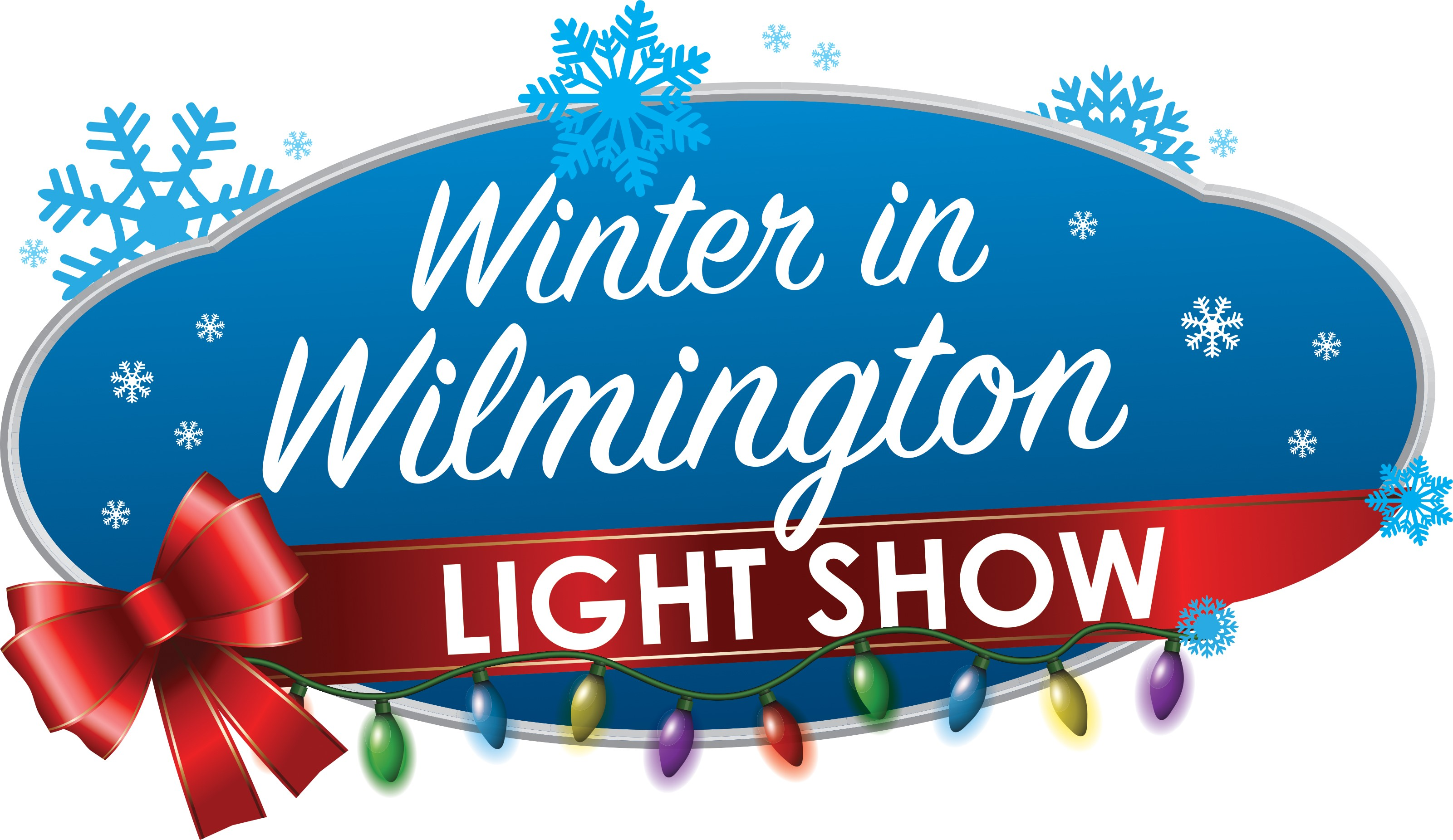 Winter in Wilmington Light Show